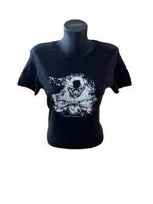 Ladies' TWD Skull & Bones T-Shirt
