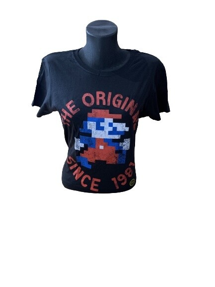 Ladies' Super Mario T-Shirt