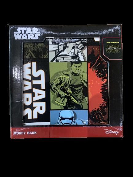 Star Wars Ceramic Money Box - Collage