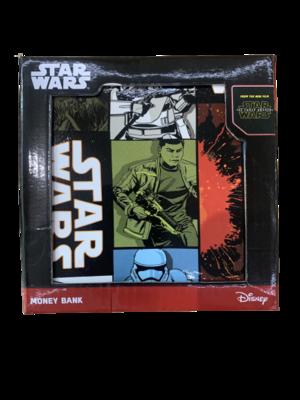 Box of 36 Star Wars Ceramic Money Boxes - Collage