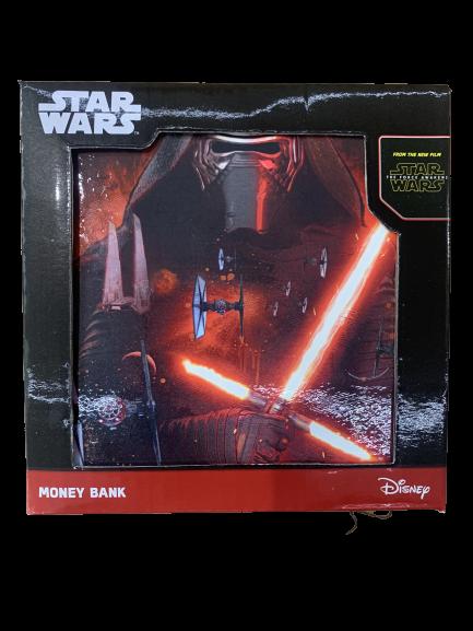 Star Wars Ceramic Money Box - Kylo Ren