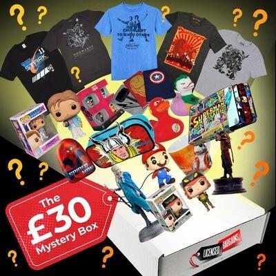 The £30 Mystery Box (April '21 Box)