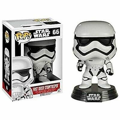 Funko POP! Star Wars First Order Storm Trooper - Pop No: 66