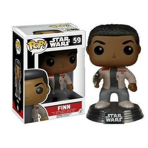 Funko POP! Star Wars Finn - Bobble Head Pop No: 59
