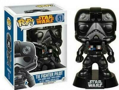 Funko POP! Star Wars The Fighter Pilot - Pop No: 51
