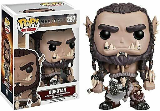Funko POP! Warcraft - Durotan - Pop No: 287