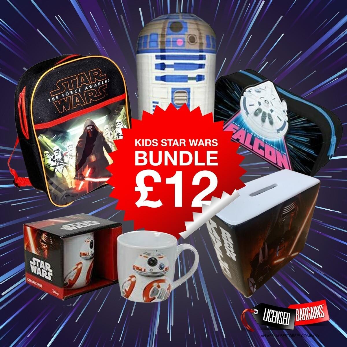Kids' Star Wars Bundle (age 3-10 suggested)