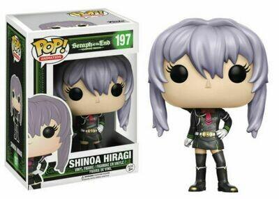 Funko POP! Shinoa Hiragi - Pop No: 197