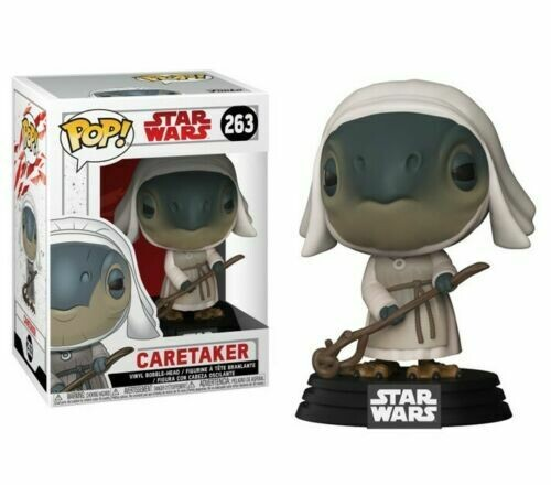 Funko POP! Star Wars - Caretaker - Pop No: 263