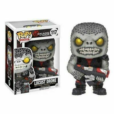 Funko POP! Locust Drone - Gears of War - Pop No: 117