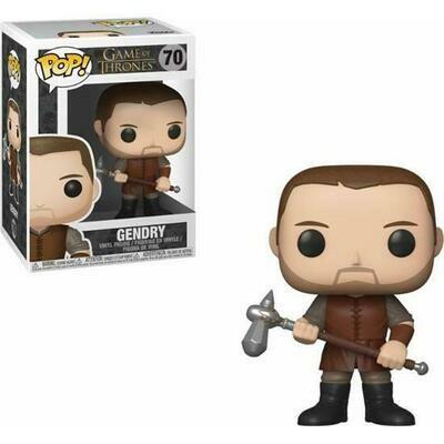 Funko POP! Gendry - Game of Thrones - Pop No: 70