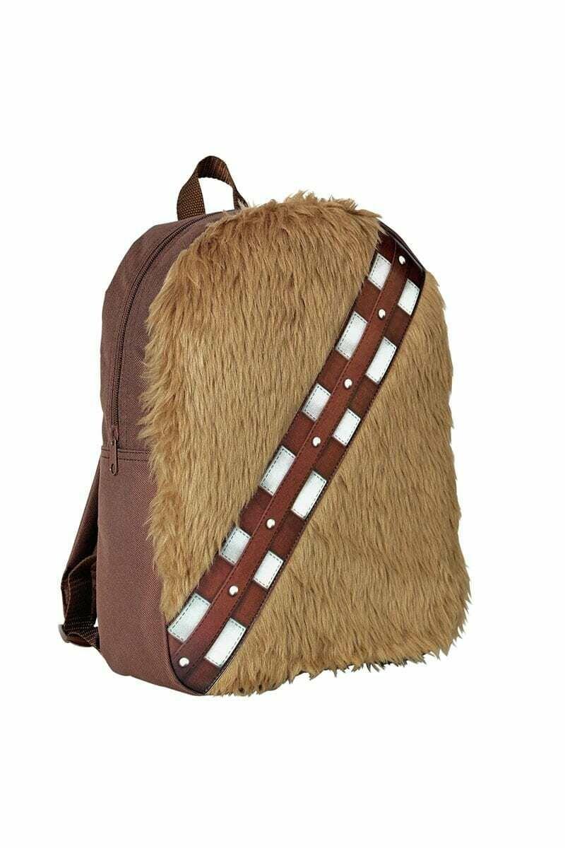 Star Wars Kids' Mini Chewbacca Plush Back Pack