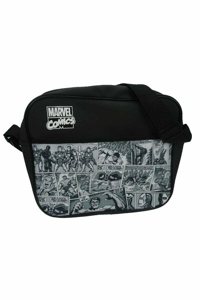 Marvel Comic Strip Kid's Bag