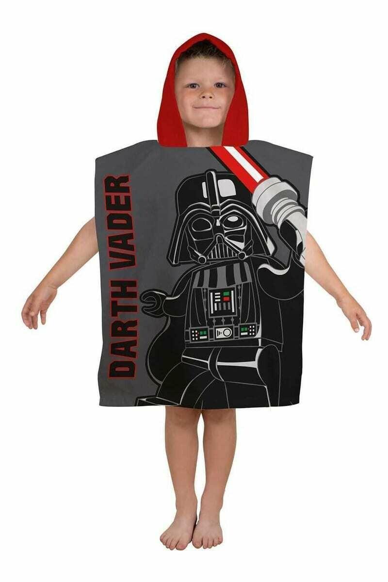 Disney Star Wars Darth Vader Towel Poncho