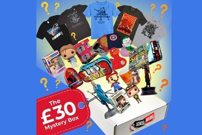 The £30 Mystery Box (July '21 Box)