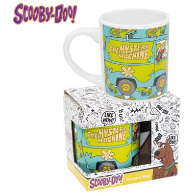 Scooby Doo Retro Mystery Machine 8oz Mug