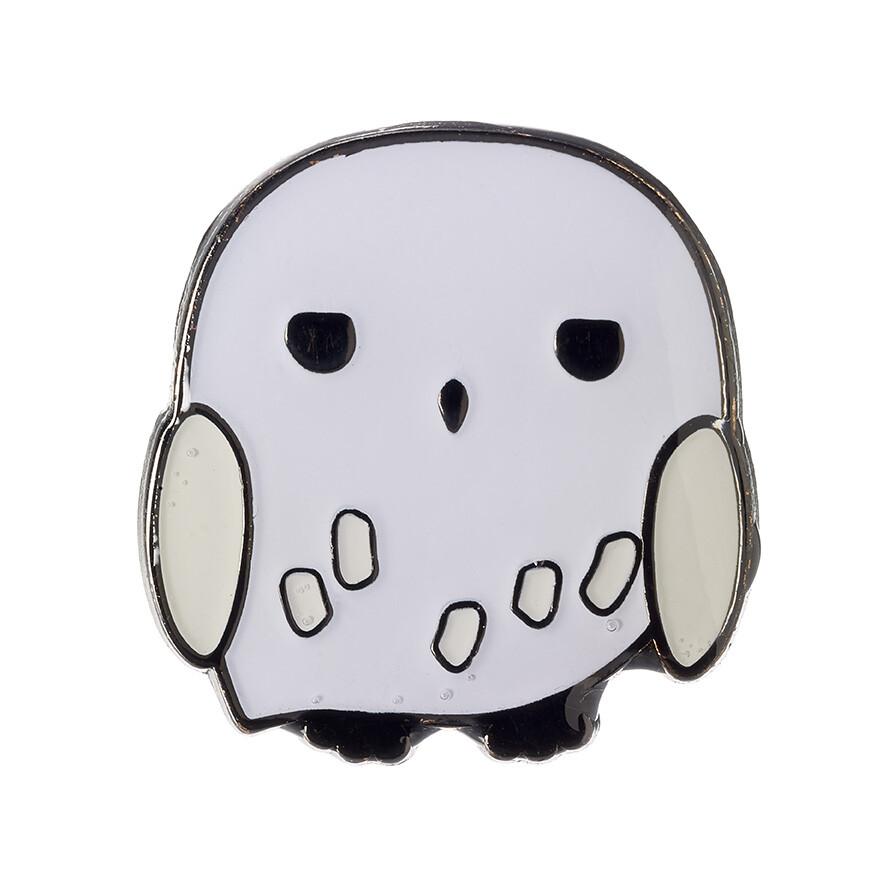 Hedwig Chibi Pin Badge