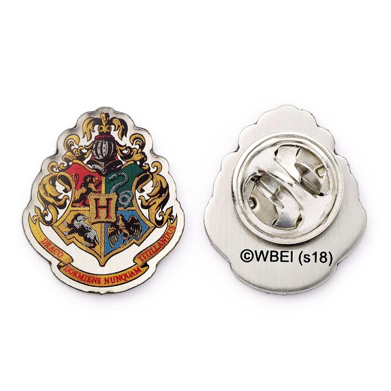 Hogwarts House Crest Pin Badge