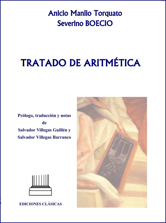 TRATADO DE ARITMETICA, BOECIO