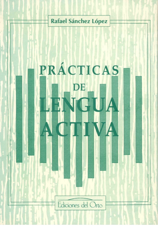 PRACTICAS DE LENGUA ACTIVA