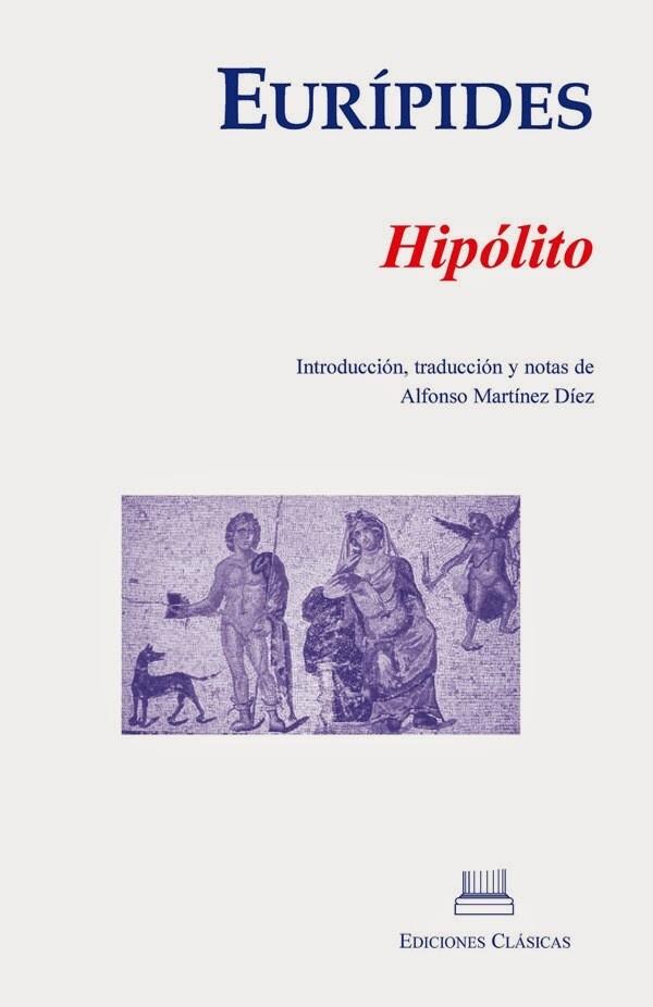 EURIPIDES. HIPOLITO