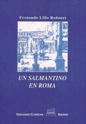 UN SALMANTINO EN ROMA