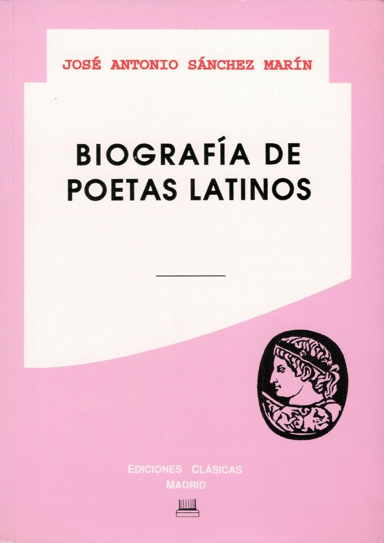 BIOGRAFIA DE POETAS LATINOS