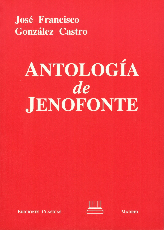 ANTOLOGÍA DE JENOFONTE