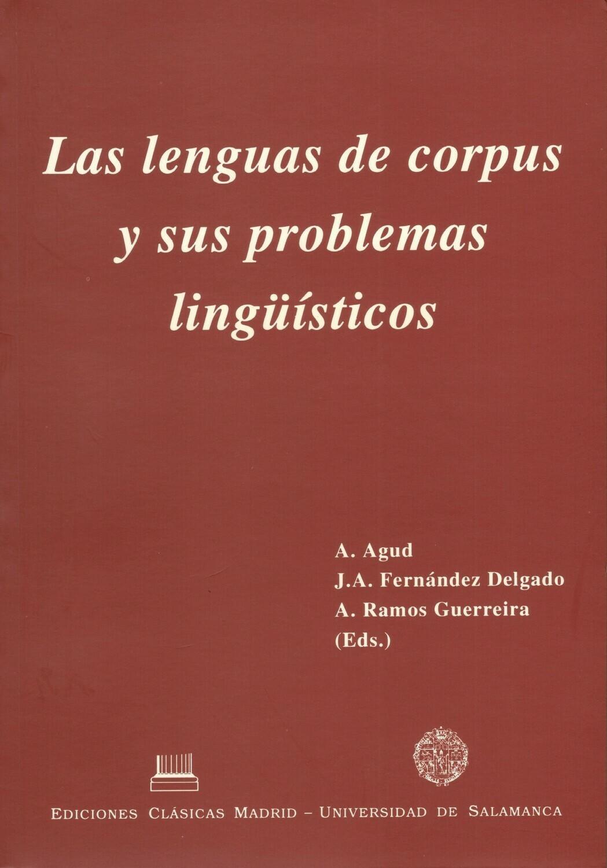 LAS LENGUAS DE CORPUS Y SUS PROBLEMAS LINGÜÍSTICOS