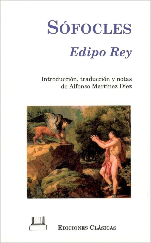 SOFOCLES, EDIPO REY
