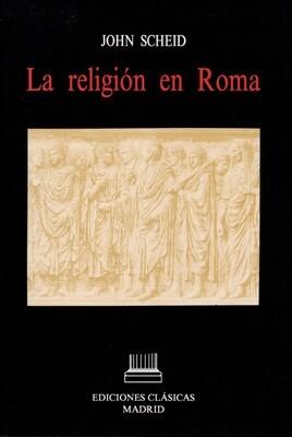 LA RELIGION EN ROMA