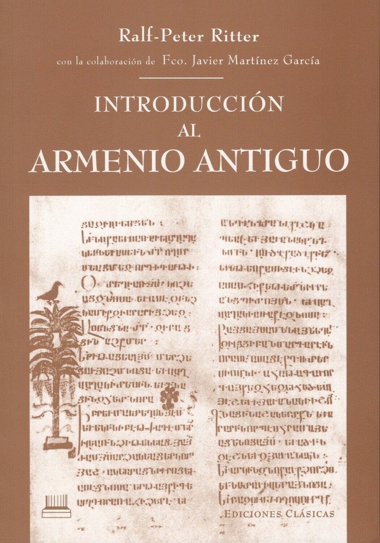 INTRODUCCIÓN AL ARMENIO ANTIGUO