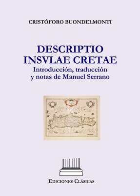 DESCRIPTIO INSVLAE CRETAE (CRISTÓFORO BUONDELMONTI)