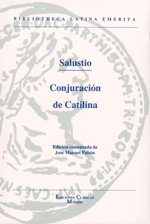 CONJURACIÓN DE CATILINA, SALUSTIO