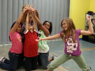 8.5 hr Workshop - Using Creative Drama in the K-5 Classroom