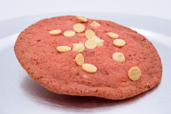 Strawberry Cookie