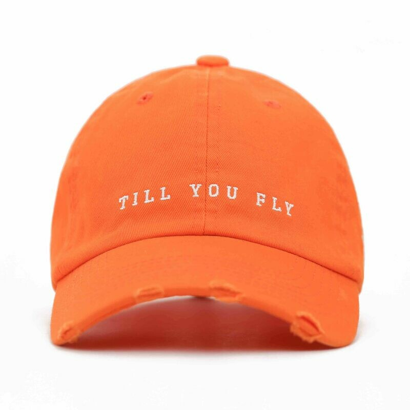 """Till You Fly"" is the way Casual Classic"