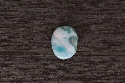 Larimar Oval Stone