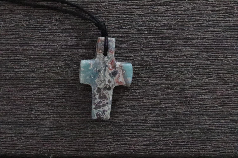 Larimar Cross Mix