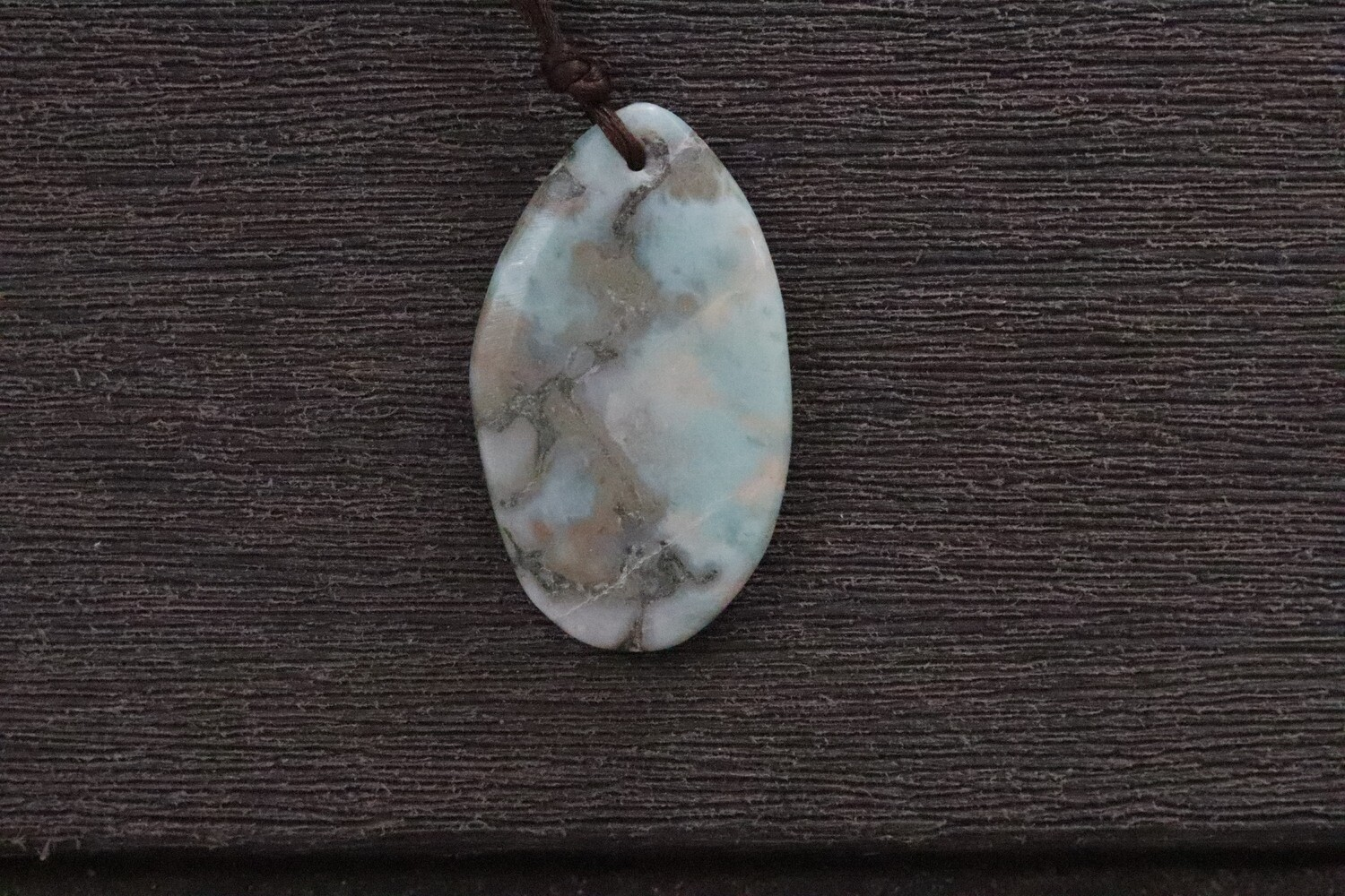 Larimar Large Oval