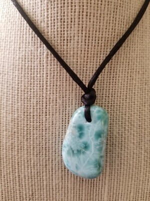Larimar Mountain Teal