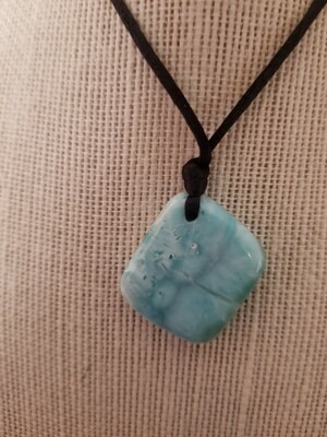 Larimar Smooth Square