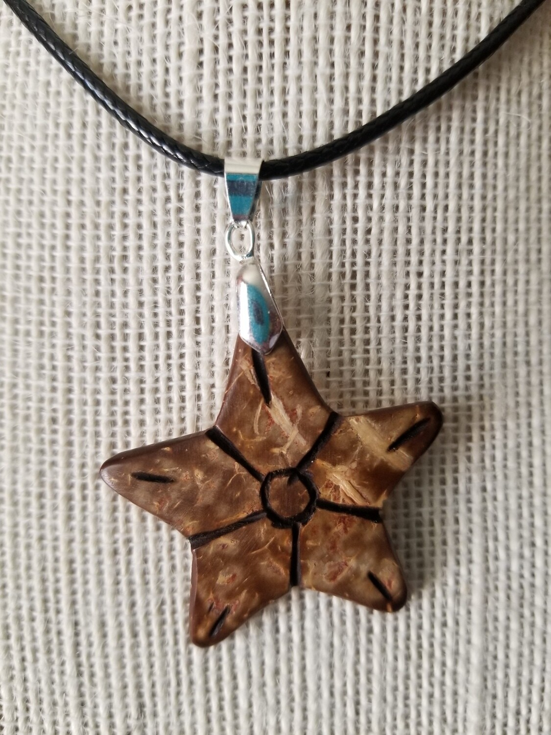 Coconut Start Necklace #5