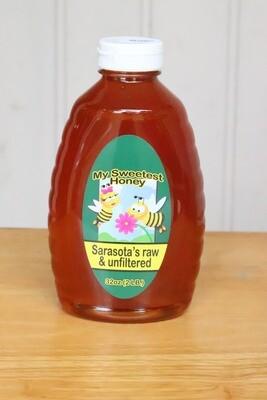 Raw Florida Honey 2 lb