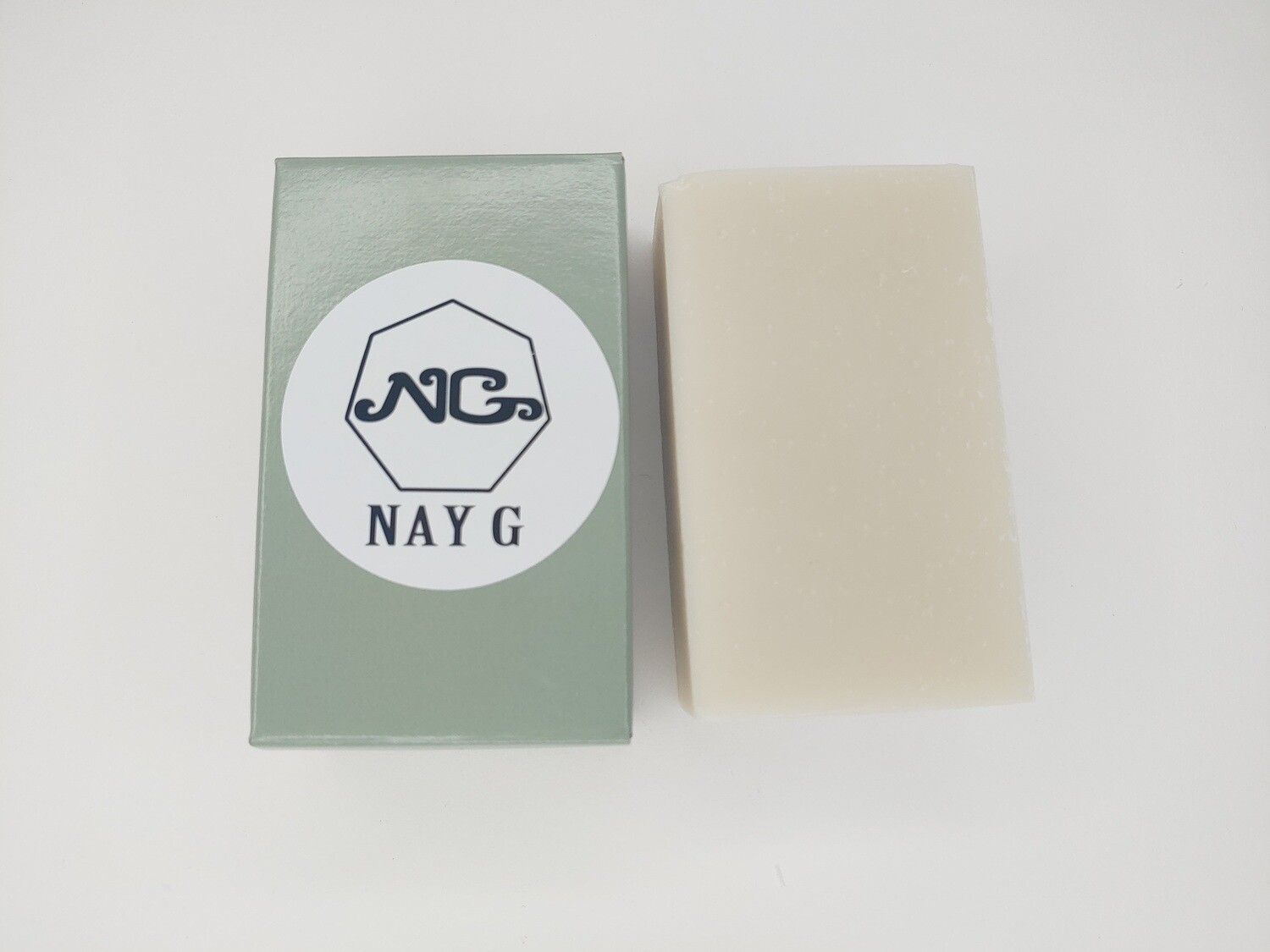Organic Soap: Unscented