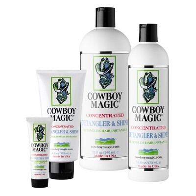 Cowboy Magic Detangler & Shine Collection