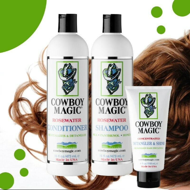 "Cowboy Magic ""Loves Your Hair"" Offer"