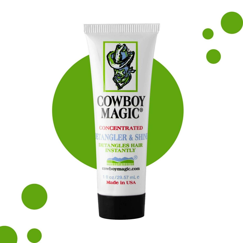 Cowboy Magic Detangler & Shine Try-Out