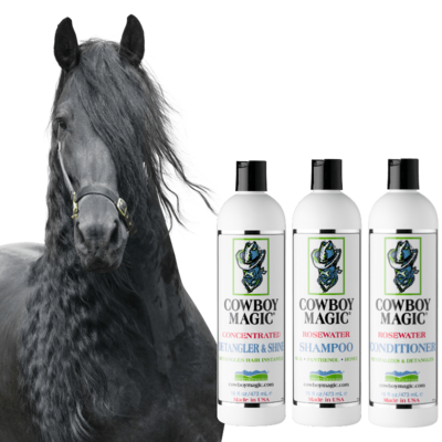 """Cowboy Magic """"Loves Your Horse"""" Offer"""