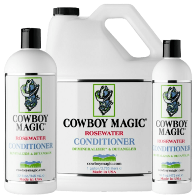 Cowboy Magic® Rosewater Conditioner Collection